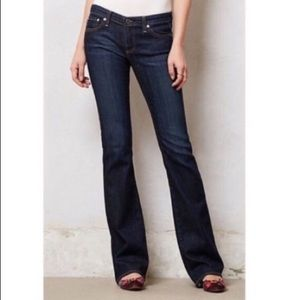 AG Adriano Goldschmied The Angel BootCut Jeans 26R
